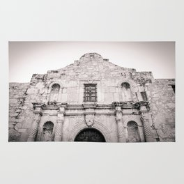 Remember the Alamo Rug