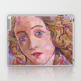 Variations On Botticelli's Venus – No. 4 (Iridescence) Laptop & iPad Skin