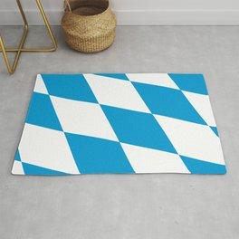 Flag of Bavaria - Bavarian Flag Rug