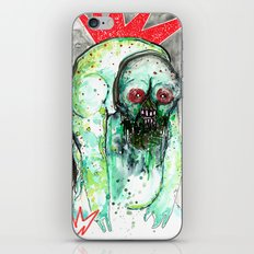 The Dangerous Mongrel iPhone & iPod Skin