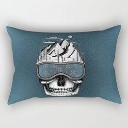 Skullorado v2 Rectangular Pillow