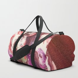 The Exotic. From my Original Painting. Abstract, Space, Blue, Jodilynpaintings Duffle Bag
