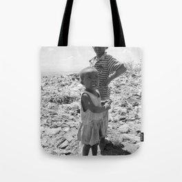 Garbage Slum Tote Bag
