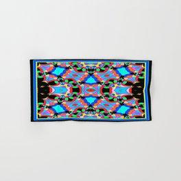 Abstract Colorful Corset Hand & Bath Towel
