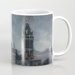 Chocolate Under Fog Coffee Mug