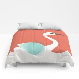 Tundra Swan Comforters