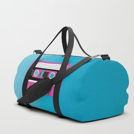 Pink Sunshine Duffle Bag