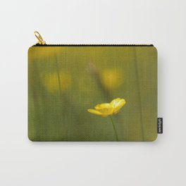 Yellow flowers 3 Carry-All Pouch