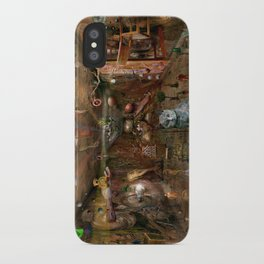 Dream space Chaos iPhone Case