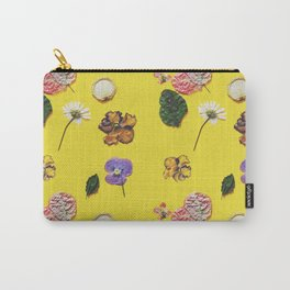 Yellowness Carry-All Pouch