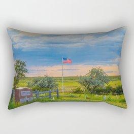 Galpin Graveyard 2 Rectangular Pillow