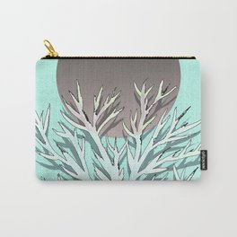 Tree and the moon Carry-All Pouch