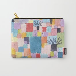 Southern Gardens Carry-All Pouch