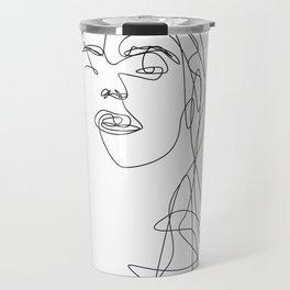 Modern Picasso by Sher Rhie Travel Mug