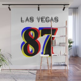 Las Vegas Wall Mural
