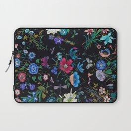 WILD FLOWERS Laptop Sleeve