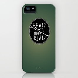 Real iPhone Case