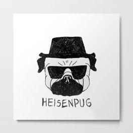 Heisenpug Metal Print