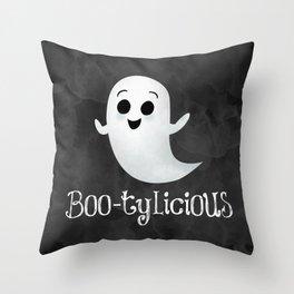Boo-tylicious Throw Pillow