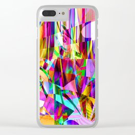 Attic of the Mind Clear iPhone Case