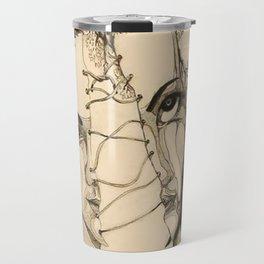 Bipolar by Kate Morgan Travel Mug