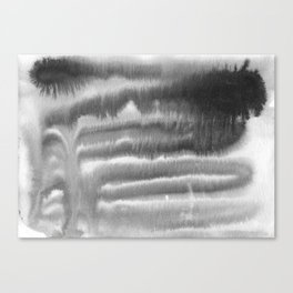 Melting sky Canvas Print