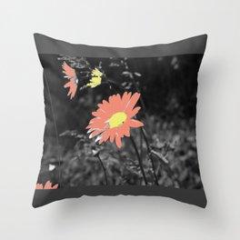 Pretty as a Petal Throw Pillow