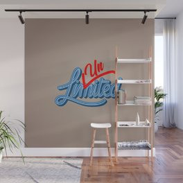 Unlimited | Unstoppable Wall Mural