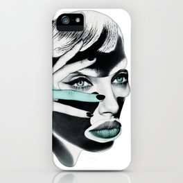 The Narcissist iPhone Case