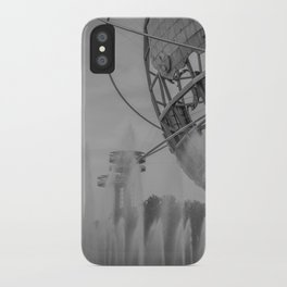 flushing... iPhone Case