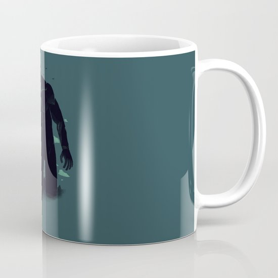 shadow of the titan Mug