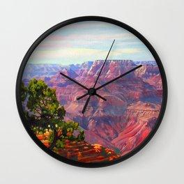 Grand Canyon Grandview Wall Clock