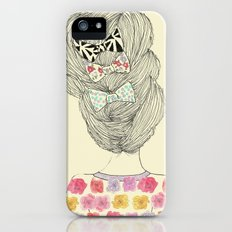 I Love Bows iPhone (5, 5s) Slim Case