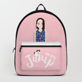 Junip and Yogi Backpack
