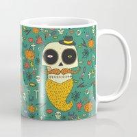 halloween Mugs featuring Halloween by ari-s