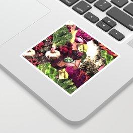 Fruit and Vegetable Salad Surprise Sticker