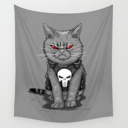 Purrisher Wall Tapestry