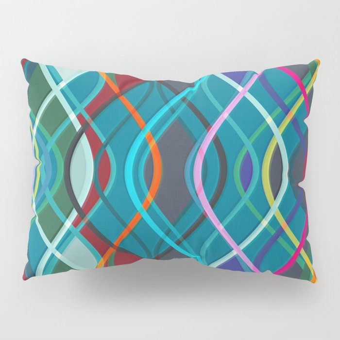 Abstract Composition 501 Pillow Sham