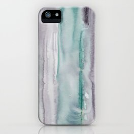 23  | 190907 | Watercolor Abstract Painting iPhone Case