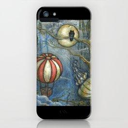 Jelly Tree iPhone Case