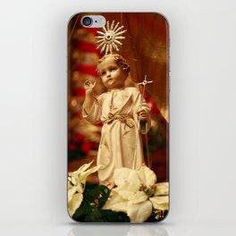 Baby Jesus iPhone Skin