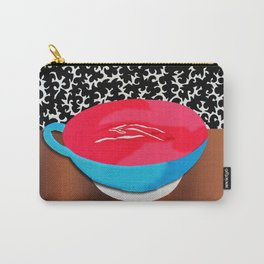 Vagina Latte Carry-All Pouch