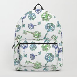 Family of Trees, Skeleton Keys Backpack
