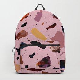 Terrazzo Rosé Backpack