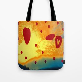 Share Your Heart Tote Bag