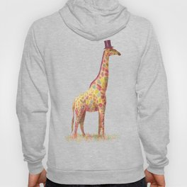 Fashionable Giraffe Hoody