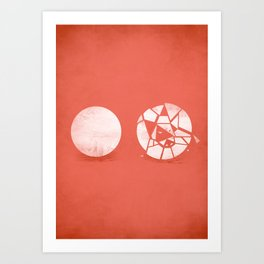The Lord of the Flies - NO TEXT Art Print