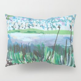 Elk Lake Pillow Sham
