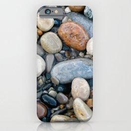 River Rock Design iPhone Case