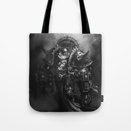 Champion Of Chaos Undivided Tote Bag
